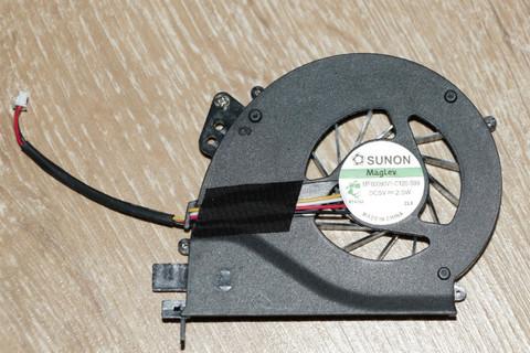 Вентилятор (кулер) для Acer Extensa 5235 5635 5635ZG ZR6, MF60090V1-C120-S99