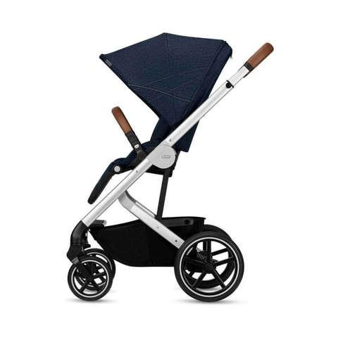 Прогулочная коляска Cybex Balios S Denim Collection Denim Blue