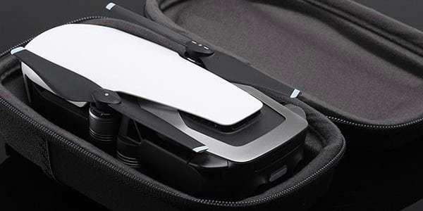 Чехол DJI MAVIC AIR Carrying Case (PART 13) в кейсе