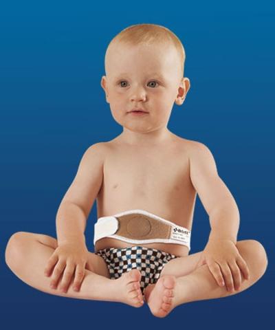 Бандаж детский ортопедический  для удержания пупочного грыжевого дефекта
