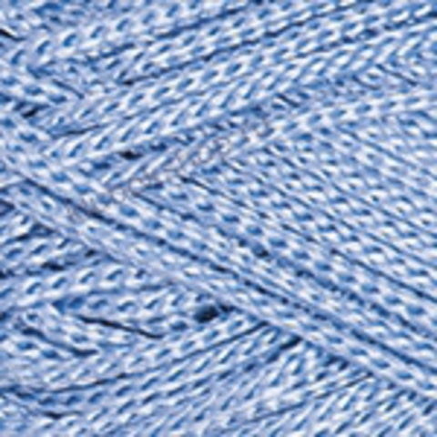 Пряжа YarnArt Macrame цвет 133 голубой