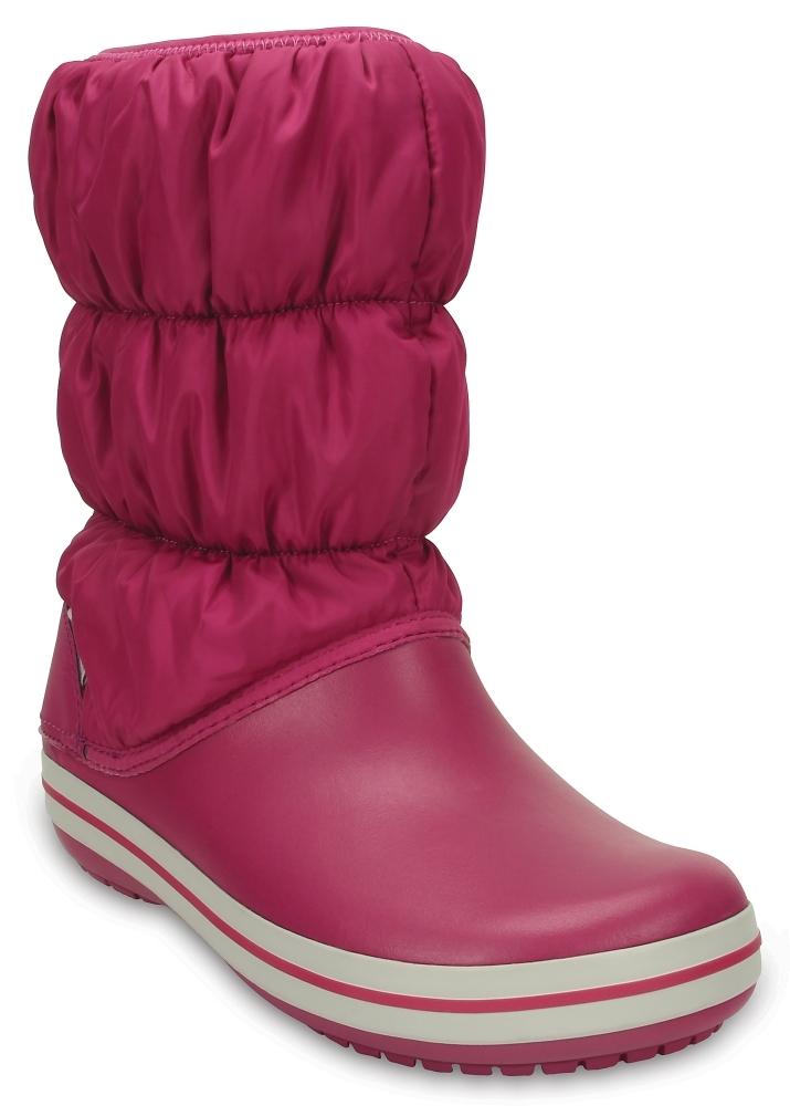 Дутики женские Crocs Women's Winter Puff Boot