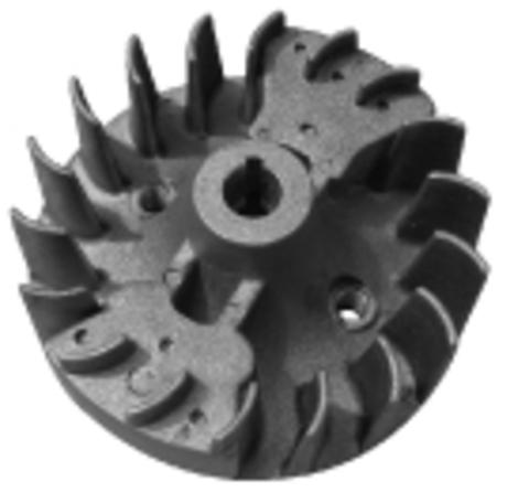 Маховик зажигания на бензотриммер объемом двигателя 43-62сс.