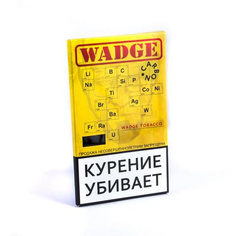 Табак WADGE CARBON Grapefruit (Грейпфрут) 100 г