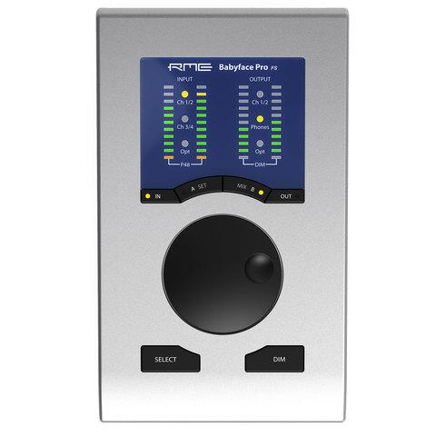 RME Babyface Pro FS Аудиоинтерфейс