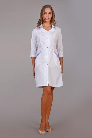 Халат медицинский жен. М-040 ткань Тиси