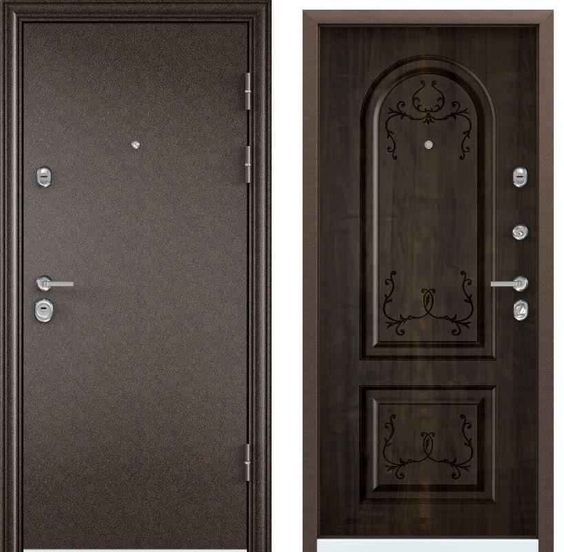 Входные двери Torex Torex Ultimatum M медь PK-2U дуб морёный generated_image-4.jpg