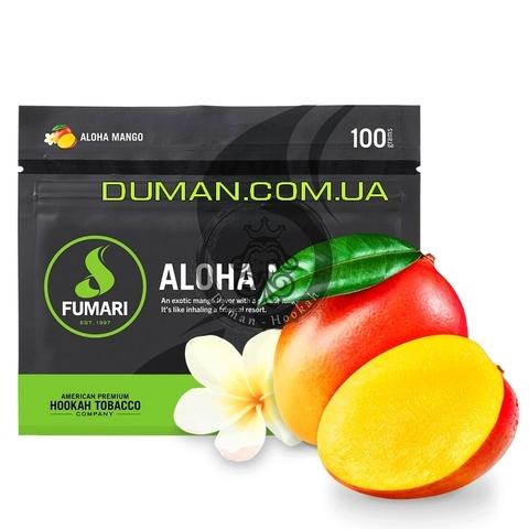 Табак Fumari Aloha Mango (Фумари Алоха Манго)