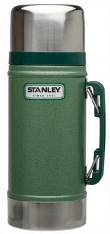 Картинка термос для еды Stanley Classic Food 0.7L Зеленый