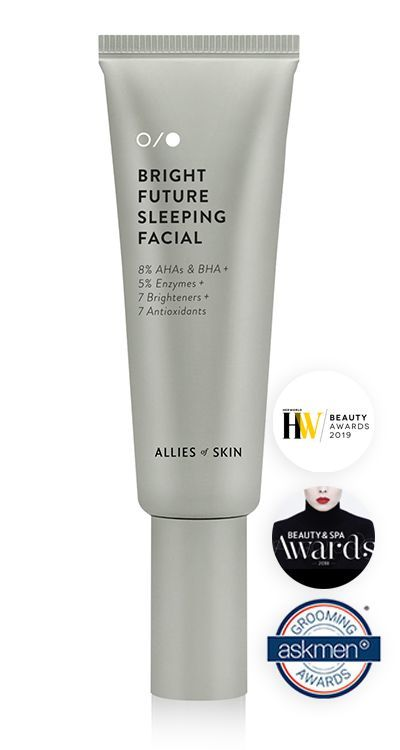 Маска для лица Allies of Skin Bright Future Sleeping Facial 50 ml