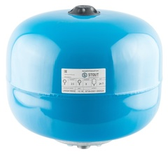 Гидроаккумулятор Stout 24 вертикальный