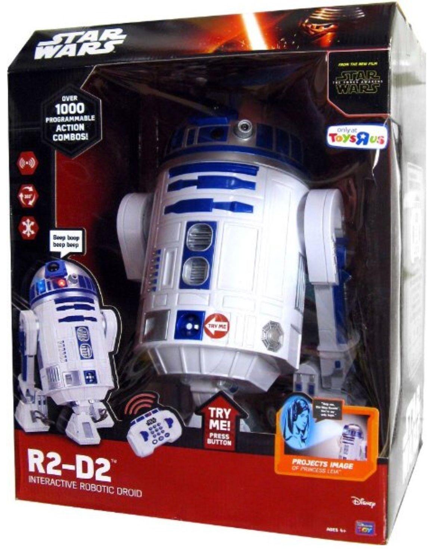 Star Wars R2-D2 Interactive Robotic Droid