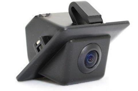 Штатная камера заднего вида Toyota Land Cruiser Prado 150 (В штатную заглушку)