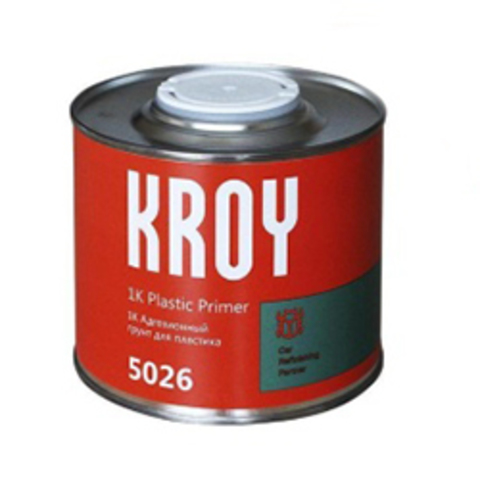 5026 KROY 1K Plastic Primer 0.5 L