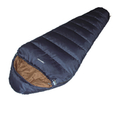 Спальный мешок High Peak Redwood синий/бурый