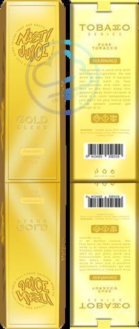 Nasty Juice Tobacco - Gold Blend