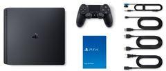 Sony PlayStation 4 Black Slim 1Тб