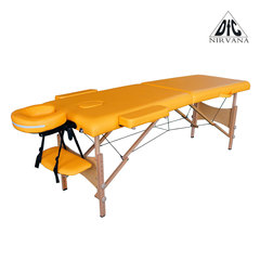 Массажный стол DFC NIRVANA Optima Mustard (TS20110S_M)