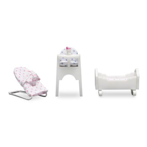 Набор мебели для домика Детская для малыша