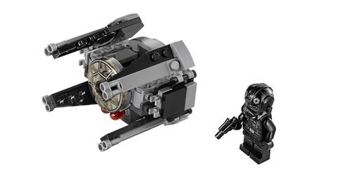LEGO Star Wars: Перехватчик TIE 75031 — TIE Interceptor — Лего Звездные войны Стар Ворз