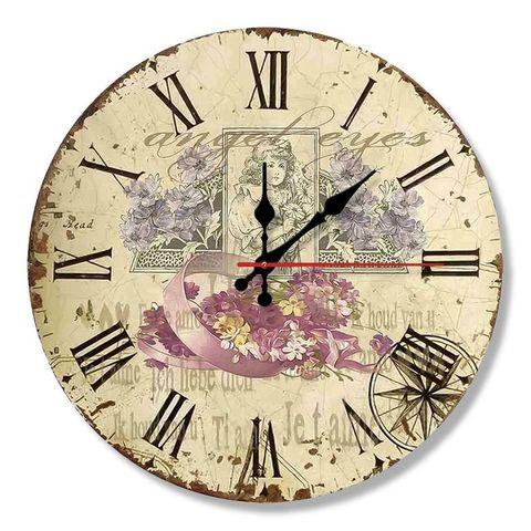 Настенные часы 3dDecor 018002