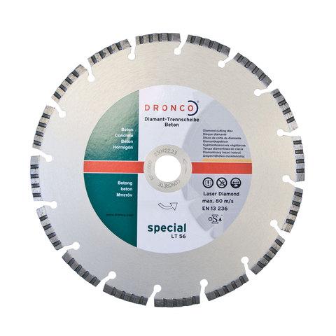 Алмазный сегментный диск Dronco LT-56 230 мм
