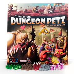 Набор реалистичных ресурсов для игры «Dungeon Petz»
