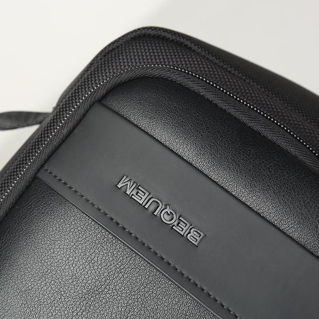 Городской рюкзак BEQUEM RK-004 черный