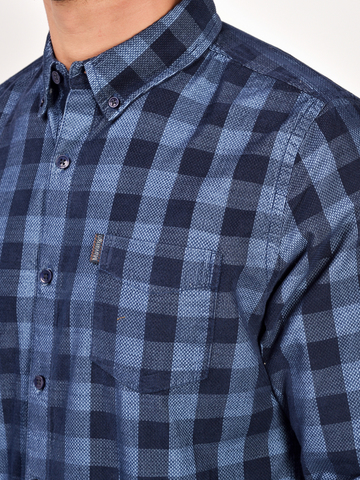Рубашки д/р муж.  M922-05F-61CS