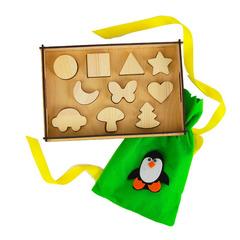 Чудесный мешочек и пингвин Льдинка, Smile Decor