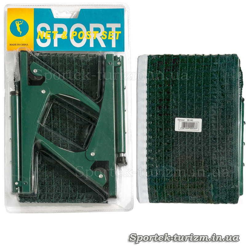 Сітка для настільного тенісу з кліпсовой кріпленням 9819G