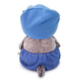 Кот Басик Baby в шапочке с мышкой