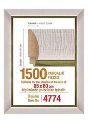 Pazl çərçivəsi (85 x 60 cm.) 4774