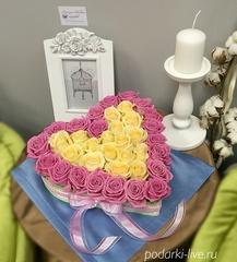 2 сорта роз