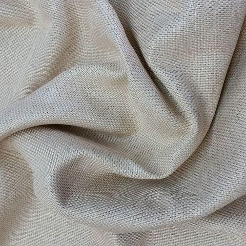 Блэкаут рогожка для штор молочная. Ш-280 см. Арт.Т-818-1