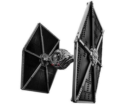 LEGO Star Wars: Истребитель TIE Fighter 75095 — TIE Fighter — Лего Звездные войны Стар Ворз