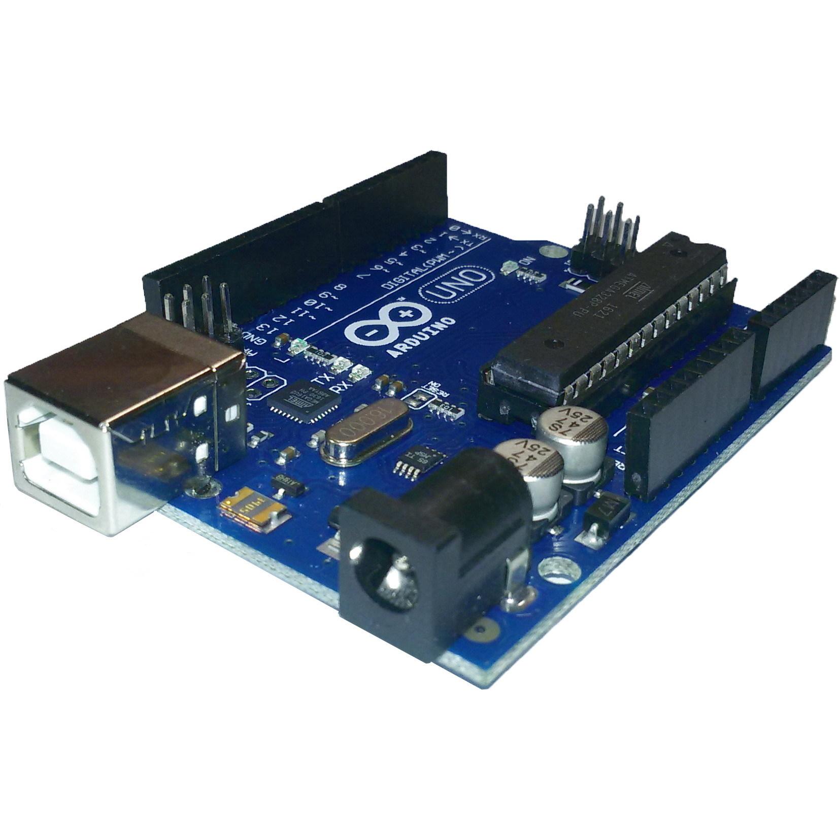 UNO R3 (Arduino совместимый контроллер)