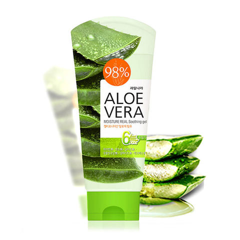 WELCOS Kwailnara Гель для тела успокаивающий Aloe vera Moisture Real Soothing Gel 150