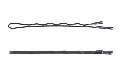 Невидимки Y.S.Park 53 мм черные 48 шт