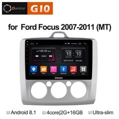 Штатная магнитола на Android 8.1 для Ford S-Max Ownice G10 S9201E-M