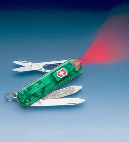 Victorinox модель 0.6228.T4 SwissLite Emerald