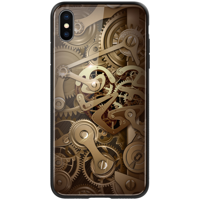 Чехлы Чехол Nillkin Gear case для Apple iPhone X/Xs 1.jpg
