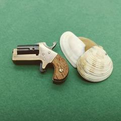 Miniature pinfire Peperbox Micro
