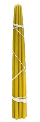 Свечи  №7 Т вес 580 гр второй сорт