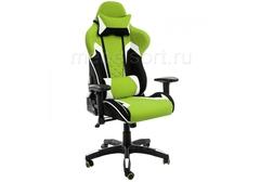 Компьютерное кресло Приме (Prime) черное / зеленое