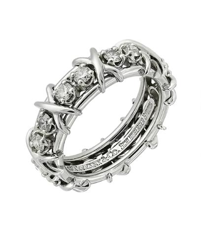 Кольцо Lynn из серебра c цирконами