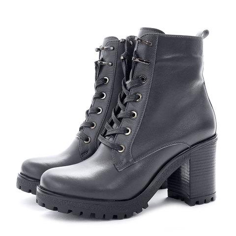 Полусапожки женские на высоком каблуке 24-153-113-7 купить