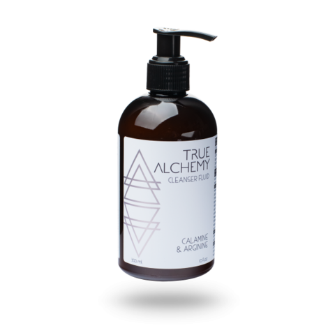 True Alchemy Cleanser Fluid Calamine&Arginine, флюид для умывания, 300мл