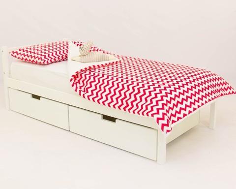 Кровать SKOGEN белый