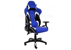 Компьютерное кресло Приме (Prime) черное / синее